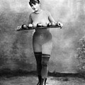 Nude And Apples, C1880 by Granger