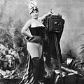 Nude And Camera, C1880 by Granger