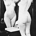 Nude And Mirror, 1902 by Granger