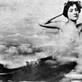 Nude As Mermaid, 1890s by Granger