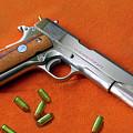Nude Colt 45 by Mitch Cornacchia