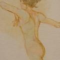 Nude Dancer by Gary Kaemmer