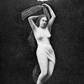 Nude Floating, 1890s by Granger