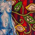 Nude Flower by Lynne