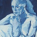 Nude I by Jane Caswell