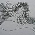 Nude I by Marwan George Khoury