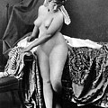 Nude In Bonnet, C1885 by Granger