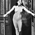 Nude In Doorway, C1865 by Granger