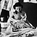 Nude Ironing, C1861 by Granger