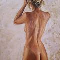 Nude by Natalia Tejera