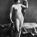 Nude Posing, C1855 by Granger