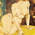 Nude Series, #3 by Kathy Womack
