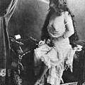 Nude Smoking, 1913 by Granger