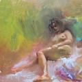 Nude Study by Ylli Haruni