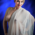 Nude Woman Model 1722  006.1722 by Kendree Miller