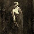 Nude Woman Model 1722  019.1722 by Kendree Miller