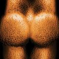 Nudist - Just Cheeky by Mike Savad
