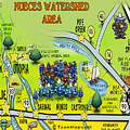 Nueces Watershed Area by Kevin Middleton
