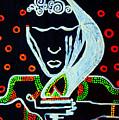 Nuer  Wise Virgin by Gloria Ssali
