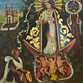 Nuestra Senora De Ocotlan II by Unknown