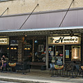 Numans Cafe And Sports Bar by Sharon Popek