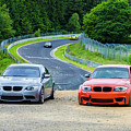 Nurburgring Race Track by Louis-Martin Carriere