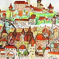 Nuremberg Germany by Irina Afonskaya