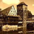 Nuremberg by Juergen Weiss