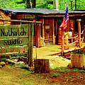 Nuthatch Studio by CHAZ Daugherty