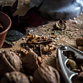 Nuts And Spices Series - One Of Six by Kaleidoscopik Photography