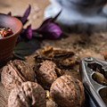 Nuts And Spices Series - Six Of Six by Kaleidoscopik Photography