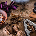 Nuts And Spices Series - Three Of Six by Kaleidoscopik Photography