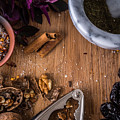 Nuts And Spices Series - Two Of Six by Kaleidoscopik Photography