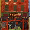 N.w.barrett Gallery by Francois Lamothe