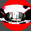 Ny 57th Street Fisheye by Funkpix Photo Hunter