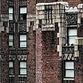 Ny Brick 4 by Chuck Kuhn