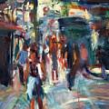 Ny City People by Bob Dornberg