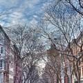 Ny City Street by Ariane Moshayedi