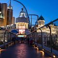 Ny Ny Casino Crosswalk by John McGraw