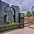 Nyamiha Stampede Memorial by Andy Crawford
