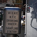 Nyc Drinking Water by Rob Hans