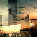 Nyc Harbor by John Emilson