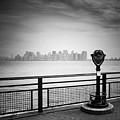 Nyc Manhattan View by Nina Papiorek