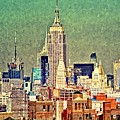 Nyc Scaped by Alice Gipson