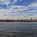 Nyc Skyline From Williamsburg by Robert Ullmann
