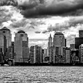 Nyc Skyline by Louis Dallara