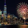 Nyc World Trade Center Pride by Susan Candelario