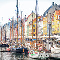 Nyhavn Canal by Robin Zygelman