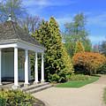 Nymans English Country Garden by Julia Gavin