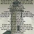 O Captain My Captain Lighthouse by Dan Sproul